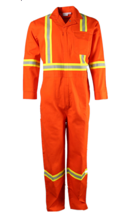 Safety Workwear Uniform Coverall