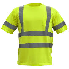Short Sleeve Hi-Vis T-Shirt